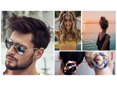 I Migliori Hairstyles per l'Estate 2020