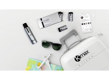 Torna a viaggiare con Kmax con i nuovi formati Travel