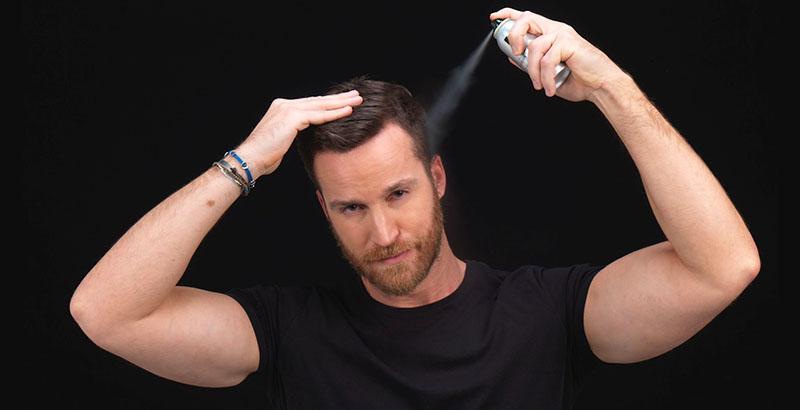 color hair sprays