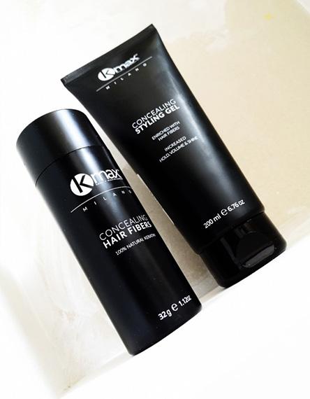kmax concealing styling gel